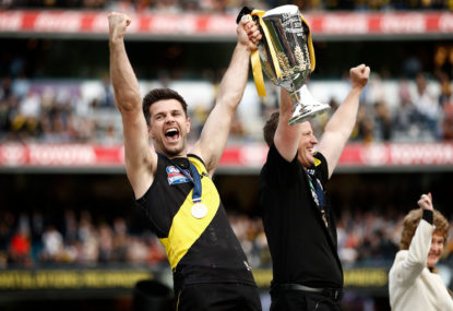 Which AFL premiership side was the best this decade?