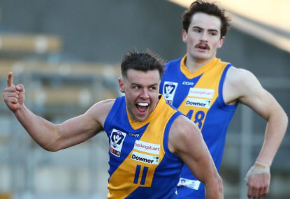 2019 VFL Grand Final: Richmond Tigers vs Williamstown Seagulls match results, highlights, scores