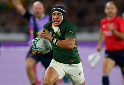 Cheslin Kolbe returns from injury to face Japan in World Cup quarter
