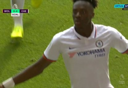 21-year-old Chelsea striker secures weird PL record in dominant win