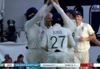 HIGHLIGHTS: Wade century not enough to save Aussies as England draw the series