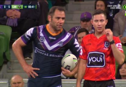 New audio reveals Cameron Smith's latest complaint to the ref