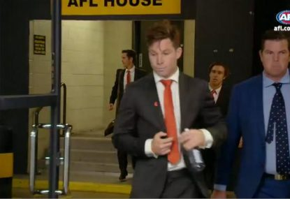 'This is a disgrace': Toby Greene's manager slams one-match suspension after appeal fails