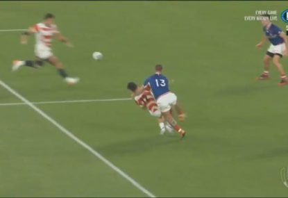 Russia muscle up with hit of the match to thwart Japanese try