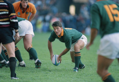 My top five Springboks of all time