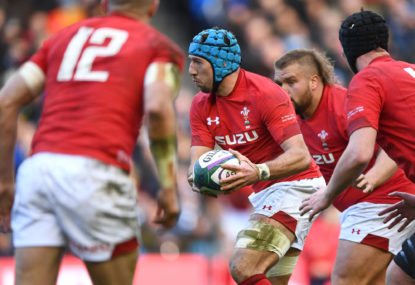 Wales get their grand slam defence off to a flying start in Cardiff
