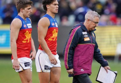 Lions CEO says 75 jobs cut at AFL club