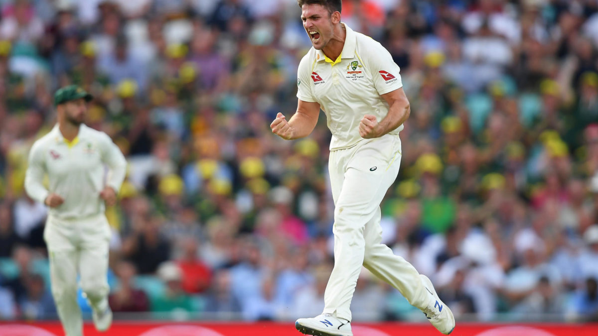 Mitch Marsh boosts Test claims with the ball