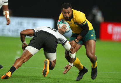 Samu Kerevi open to Fiji switch