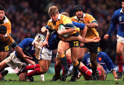 My five favourite Wallabies of all time