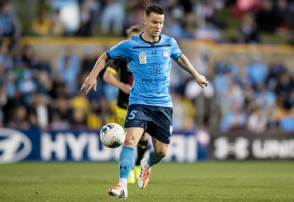 Sydney FC vs Newcastle Jets: A-League live scores