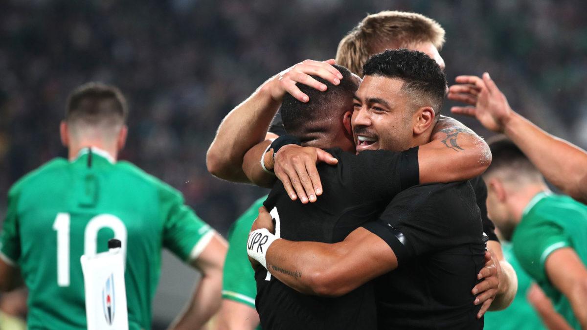 Seven new players in All Blacks rebuild