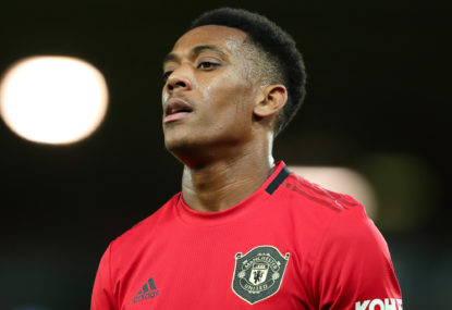 The curious case of Anthony Martial and what Saturday could mean for United