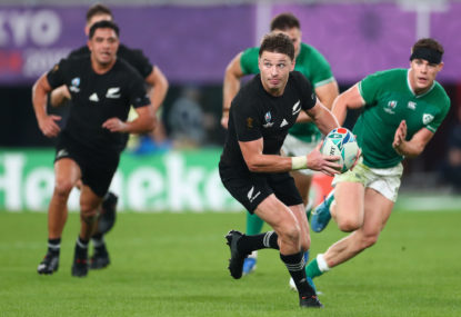 Five talking points from New Zealand versus Ireland