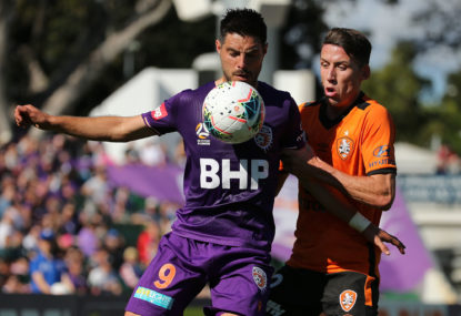 Perth Glory and Bruno Fornaroli are back, but Melbourne Victory are goooooone
