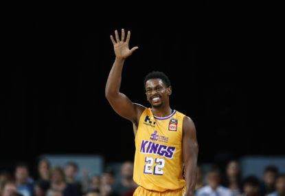 Our special chat with NBL superstar Casper Ware