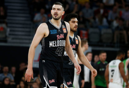 Attack key to Melbourne United comeback