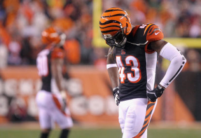 The Cincinnati Bengals continue to stink of death