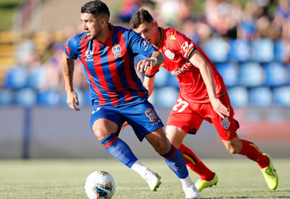 Each club's state of affairs before the A-League restart: Newcastle Jets