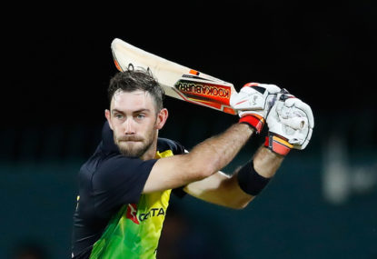 The five best power hitters in world cricket