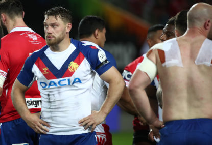 Why rugby league has got the Great Britain Lions all wrong