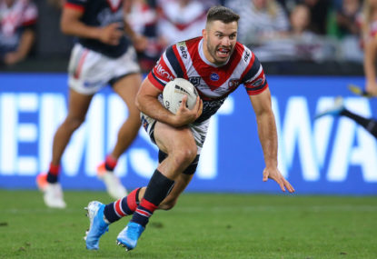 Tedesco eyes golden boot to cap year