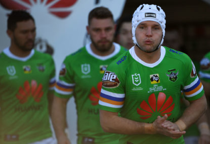 Croker signs four-year deal with Raiders