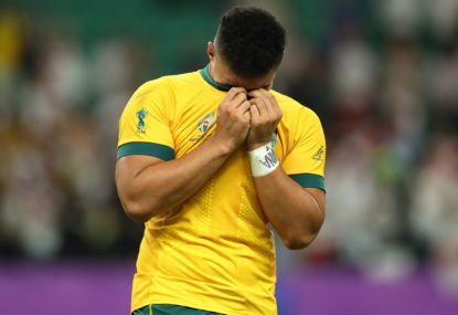 VOTE: Wallabies DIY Rugby World Cup player ratings vs England