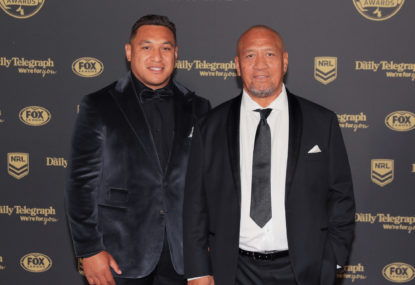2019 NRL Dally M Medal red carpet fashion ratings (by a bloke with no fashion sense)