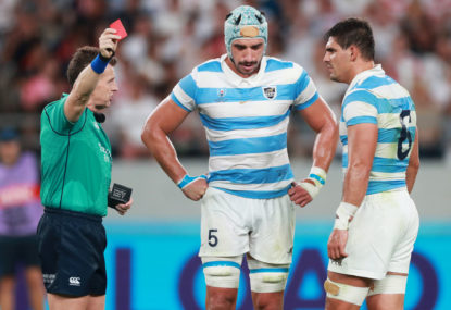 World Rugby and the refs are killing the game
