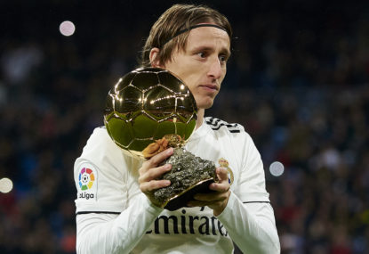 The Ballon d'Or is losing its shine