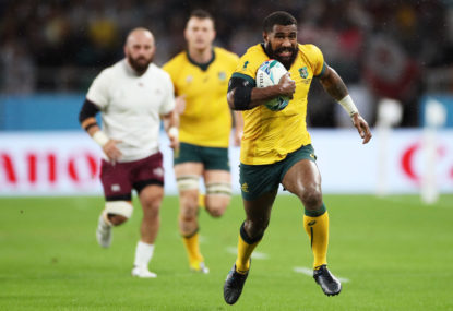 Australian rugby targets need for speed