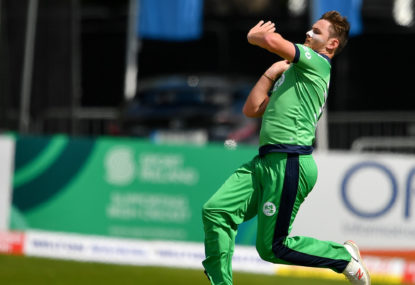 WATCH: Ireland stun England to win third ODI