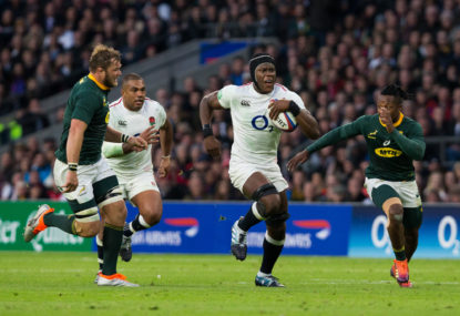 Rugby World Cup final expert tips: mad Boks and Englishmen