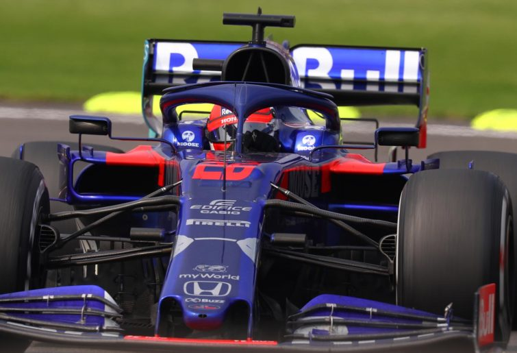 Mexican Grand Prix Daniil Kvyat