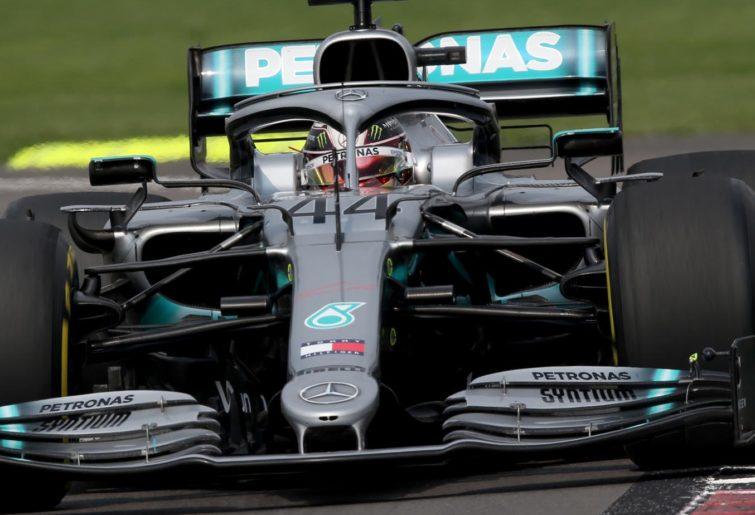Mexican Grand Prix Lewis Hamilton