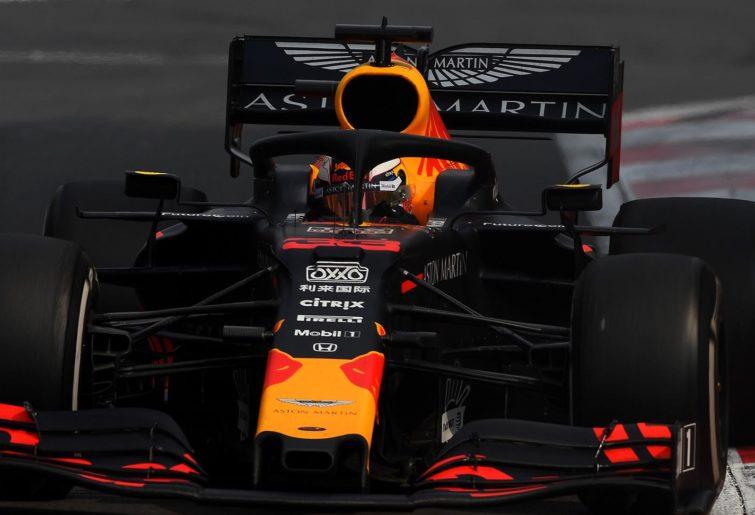 Mexican Grand Prix Max Verstappen