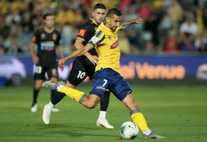 Newcastle Jets vs Central Coast Mariners: A-League live scores, blog