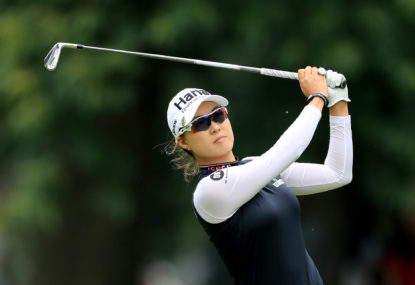 A bright future for Australian women's golf