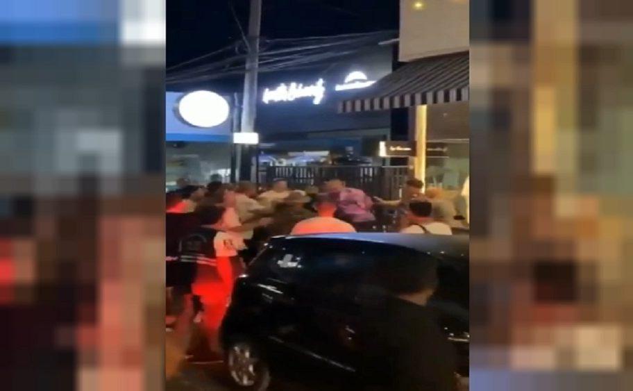 Melbourne Storm star filmed in alleged Bali brawl
