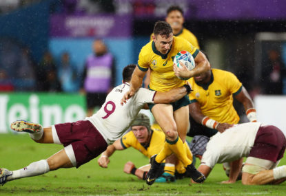 Just their best performance of 2019: the Wallabies' simple quarter-final assignment