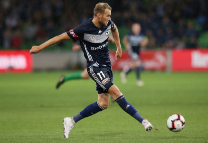 Melbourne Victory vs Perth Glory: A-League live scores, blog