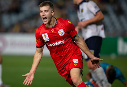 Adelaide United vs Newcastle Jets: A-League live scores, blog
