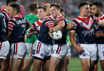 From the Vault: NRL Round 11
