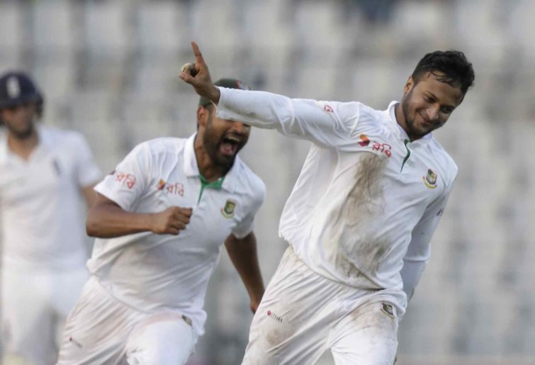 Shakib Al Hasan has been banned for Bangladesh