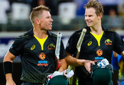 Leadership depth behind Aussie T20 revival