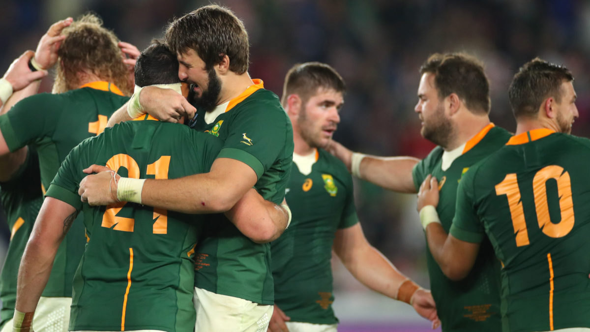 Rugby World Cup final live stream, TV guide: How to watch England vs South Africa online or on TV in Australia