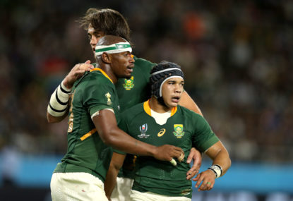 Springboks coach casts doubt on 2020 Rugby Championship