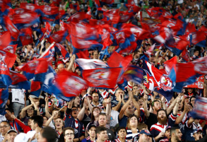 Which club really gets the NRL's best home crowds?