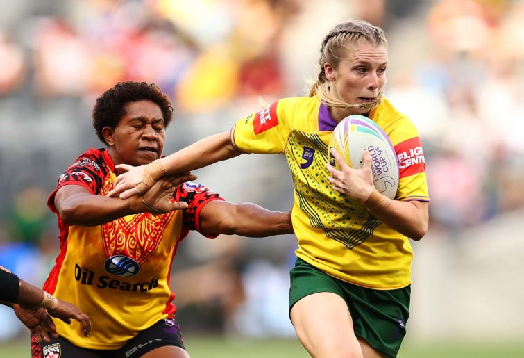 Passion filled internationals strengthen the women's game